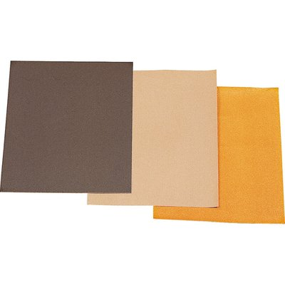 Papier abrasif de finition - 230 x 280 mm - Grain 180 - SIA Abrasives