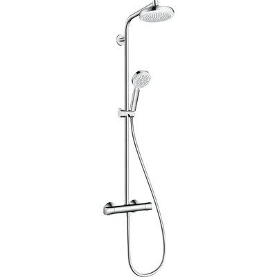 Colonne de douche - Showerpipe Crometta 160 - Hansgrohe