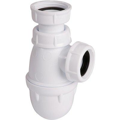"""Siphon de lavabo à culot - 1""""1/4 - Ø 32 mm - Nicoll"""