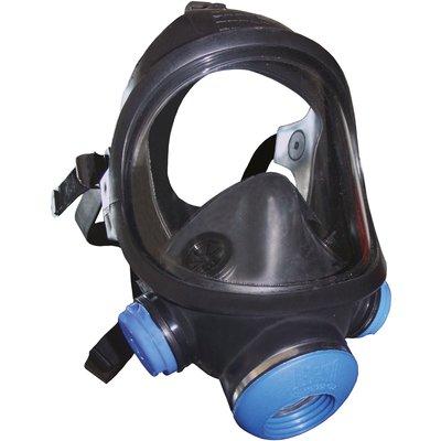 Masque respiratoire complet panoramique - Avec soupape d'expiration - Caout