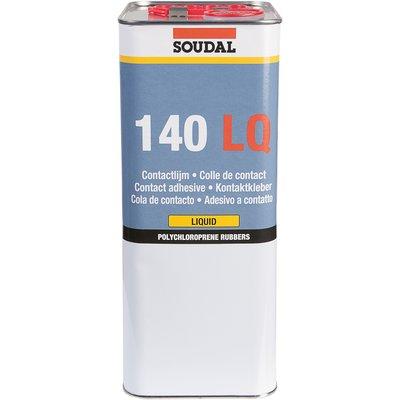 Colle 140LQ (liquide) - 5000 ml - Soudal