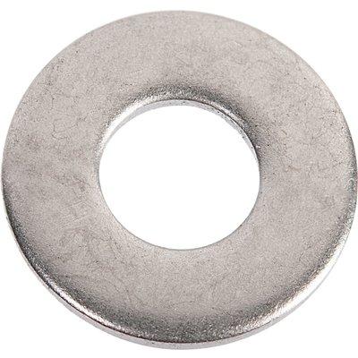 Rondelle plate inox - Ø 8 mm - Boîte de 200 - Viswood