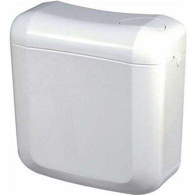 Réservoir WC attenant - Interrompable