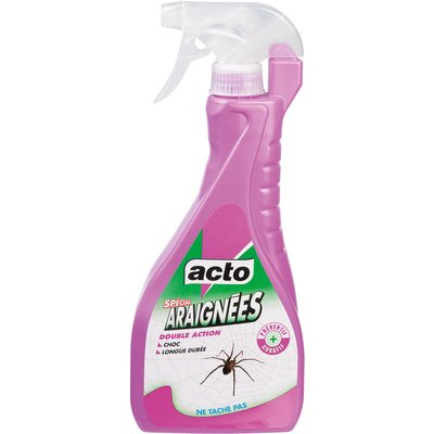Anti-araignées - Acto