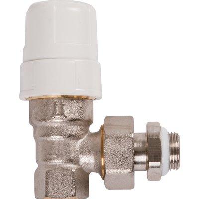 Corps de robinet thermostatique M30 - Équerre - Femelle
