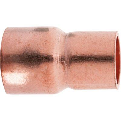 Raccord cuivre réduit à souder - Femelle - Ø 16 - 14 mm - Frabo