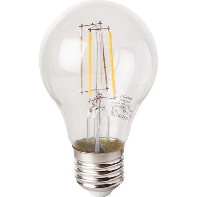Ampoule LED à filament Standard - E27 - 6 W - 660 lm - 2700 K - Vision-EL