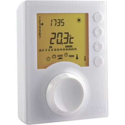 Thermostat digital programmable Tybox 117 / 127