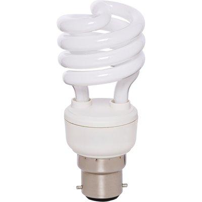 Ampoule Spirale T2 - B22 - 23 W - General electric