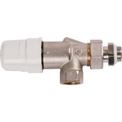 Corps de robinet thermostatique M30 - Équerre inversé - Femelle