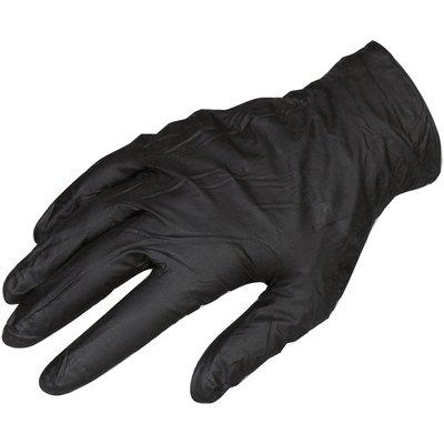 Gant jetable noir - Vendu par 100 - Black Mamba - M