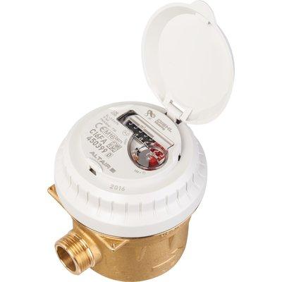 Compteur d'eau première prise - 6,3 m3/h - Altair - Diehl