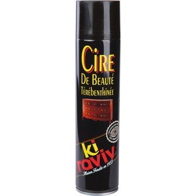 Cire à la térébenthine - aérosol 400 ml - Sinto