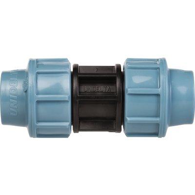 Jonction - Plastique - À serrage extérieur