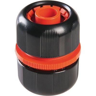 Raccord réparateur de tuyau d'arrosage - Plastique