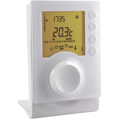 Lot de 3 Thermostats programmables sans fil à touche radio Tybox 137