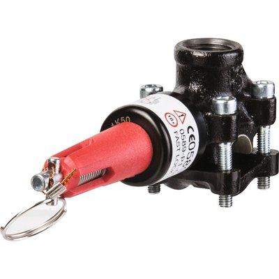 "Flamco T-plus pour tube acier - 3/4"" - 34 mm - Flamco"