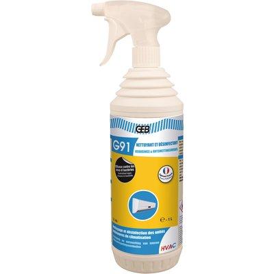 Nettoyant désinfectant unités intérieures - Geb