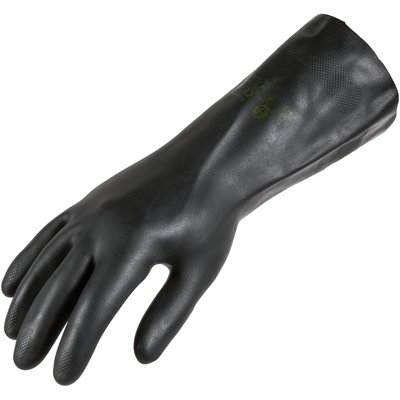 Gant néoprène noir - La paire - Eurotechnique - 10