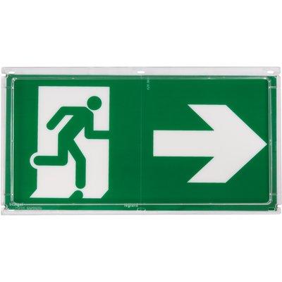 Étiquette de signalisation d'évacuation - Legrand