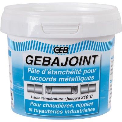 Pâte d'étanchéité Gebajoint - Pour raccords filetés métalliques