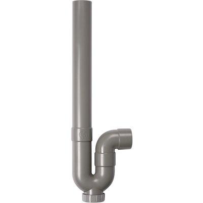 Siphon plastique M.A.L. - sortie horizontale - Sféraco