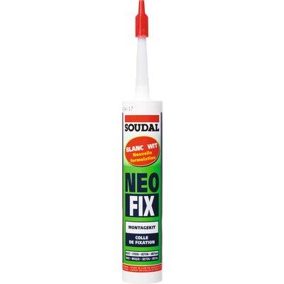 Colle néoprène - 310 ml - Neofix - Soudal