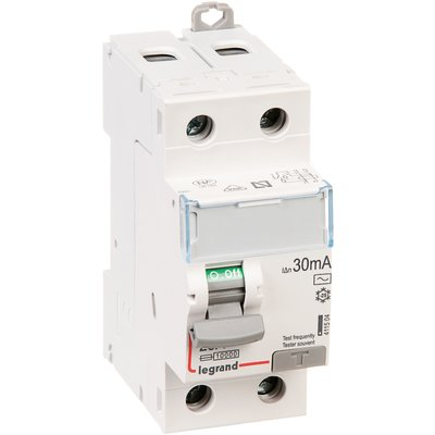 Interrupteur différentiel DX³-ID - Bipolaire - Protection tête de groupe -