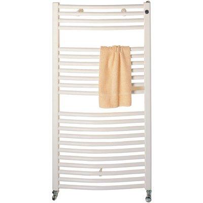 Sèche-serviette mixte Venus blanc - 676 W - Irsap