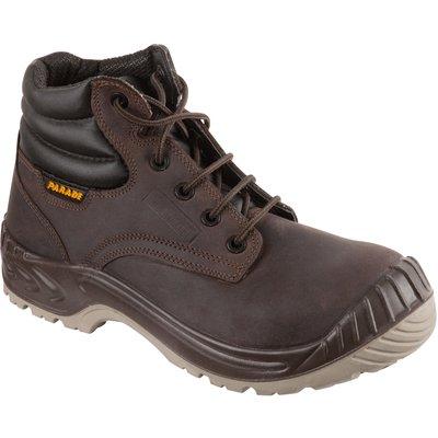 Chaussure de sécurité haute marron foncée - Nouméa - Parade - 39