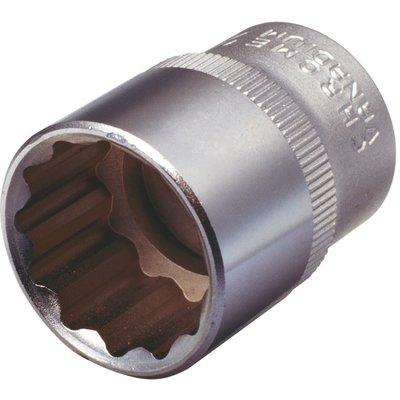 Douille 12 pans - F 1/2' - 22 mm - KS Tools