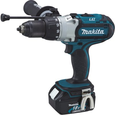 Perceuse visseuse à percussion - DHP451RMJ - Makita