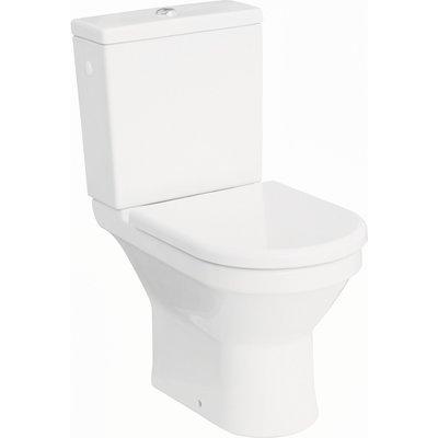 Pack WC céramique caréné - Mécanisme 3/6 l