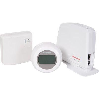 Thermostat d'ambiance connecté sans fil Y87RF