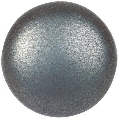 Bouchon acier arrondi à souder - Ø 42,4 mm