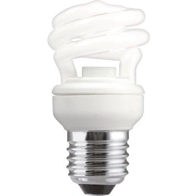 Ampoule T2 - Forme spirale - Tension 230 V