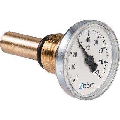 Thermomètre axial 15 x 21 - RBM