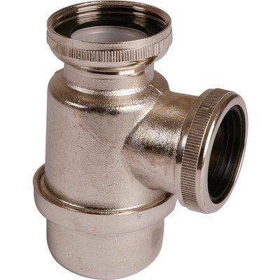 Mini-siphon de lavabo et bidet - Non réglable en hauteur
