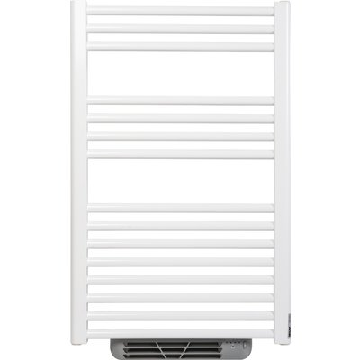 Sèche-serviette Booster Ares - Blanc - Largeur 53 cm