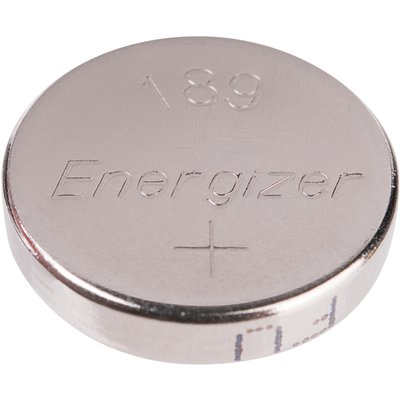 Pile bouton alcaline 1,5V - LR44 - A76 - V13GA - Lot de 2 - Energizer
