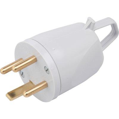 Fiche électrique 3P+N+T Plexo