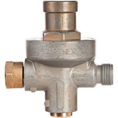 Détendeur fixe gaz propane pour citerne - Position horizontale