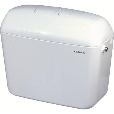 Réservoir WC attenant F 6000 - Double débit