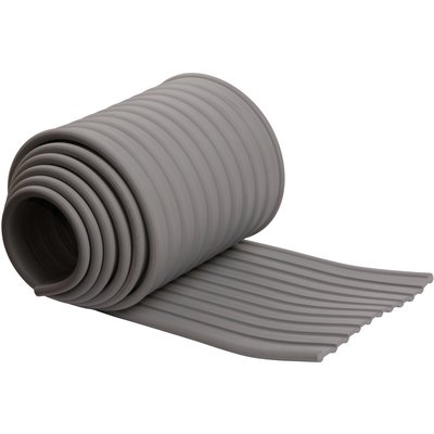 Joint anti-pince doigts gris standard - 2000 x 155 mm - Jung