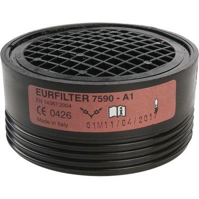 Galette filtrante poussières toxiques EN143 - Vendu par 2 - Sup air