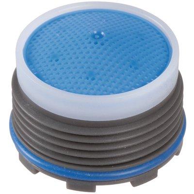Aérateur caché Honeycomb TJ - Mâle - Filetage 18,5 x 100 mm