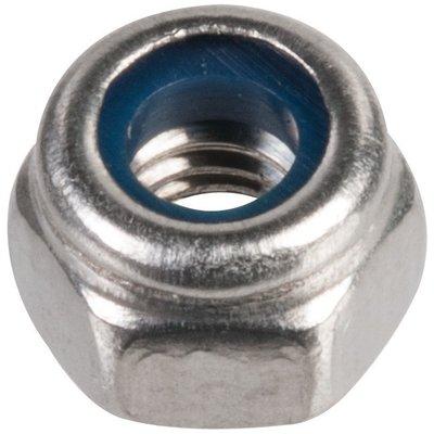 Écrou hexagonal indesserrable Inox - Ø 6 mm - Boîte de 200 - Acton