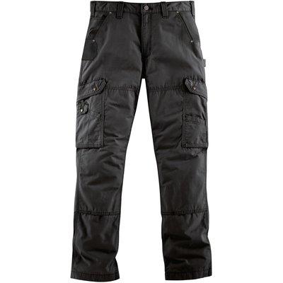Pantalon noir - Cargo B342 - Carhartt - 50