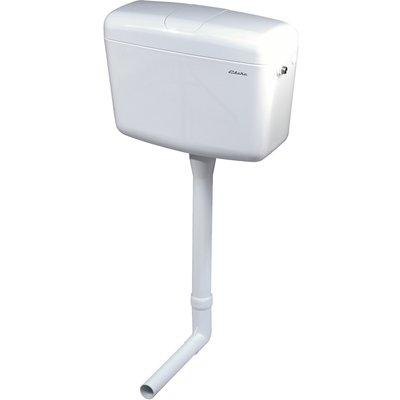 Réservoir WC Az 500 - Position basse et semi-basse