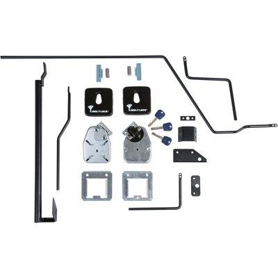 Serrure de sécurité pour automobile 3 Points et 1 point - Pour Peugeot Boxe